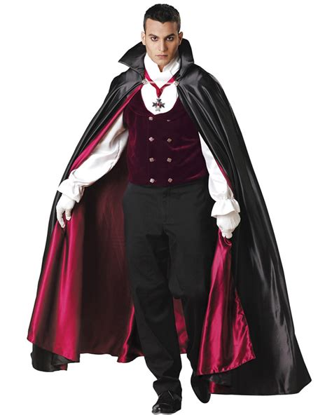 gothic costumes adult sexy gothic halloween costume cl55 vire gothic elite count dracula adult costume