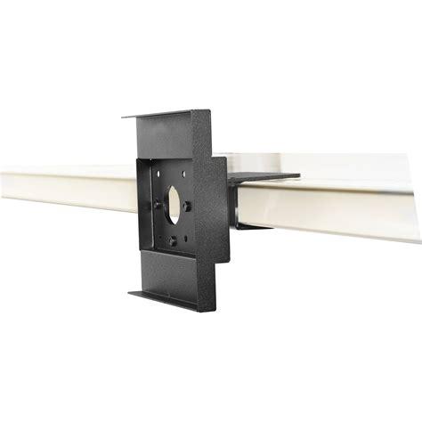 peerless av flat shelf mount for samsung db10d dsf210 sfc b h