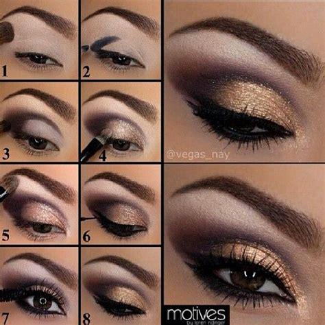 Eyeshadow Gold Tutorial 13 charming golden eye makeup looks for 2017 pretty designs