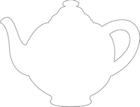 free printable teapot templates sarah the 23 things