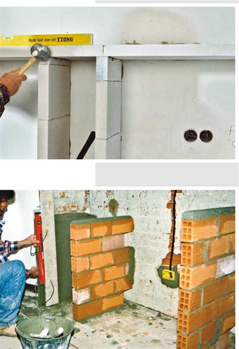 struttura cucina in muratura cucina in muratura su misura come costruire zona cottura
