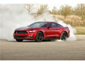 2017 ford mustang performance u s news world report