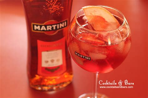 martini rosso cocktail martini rosato spritz cocktails bars