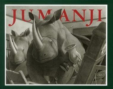 jumanji picture book jumanji book by chris allsburg paperback chapters