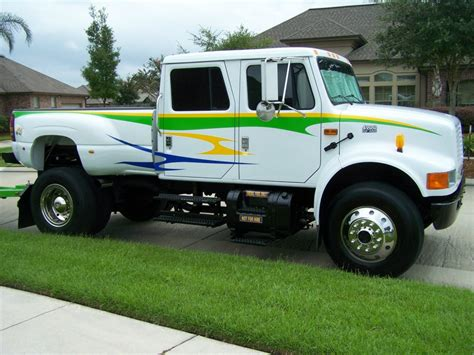 1993 ford truck 1993 ford international 4900 dt466 conversion truck cxt