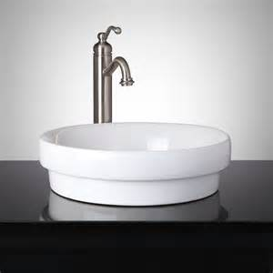 round bathroom sinks avior round porcelain vessel sink vessel sinks bathroom sinks bathroom