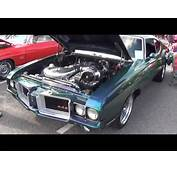 1972 OLDS CUTLASS 442 BBC 454 400 373 POSI Dayton Ohio