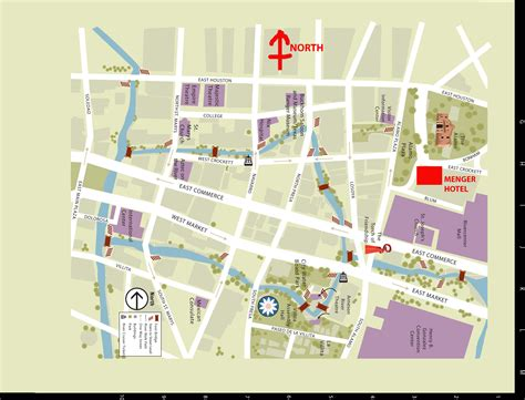 san antonio texas riverwalk map san antonio riverwalk map pdf