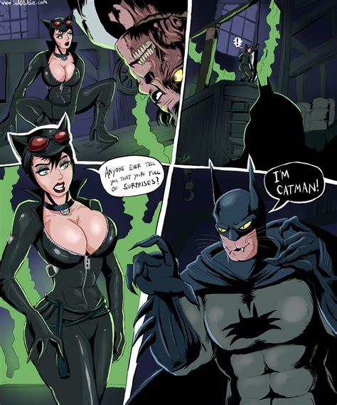 Funny Batman Comic Catwoman Porn Pics Pictures Luscious
