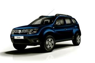 Renault Duster Dacia Photos Dacia Duster 10th Anniversary Limited 2016 From