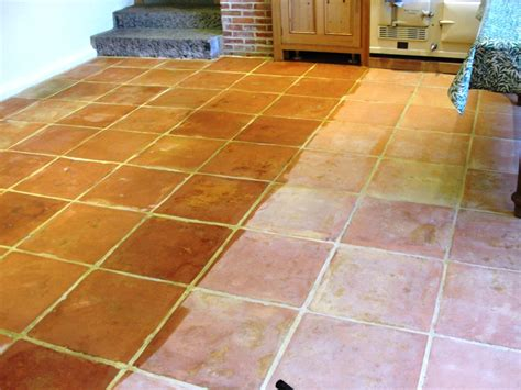 saltillo terracotta stone cleaning and polishing tips for terracotta floors