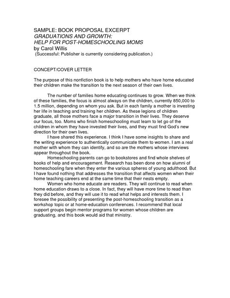 sales proposal cover letter