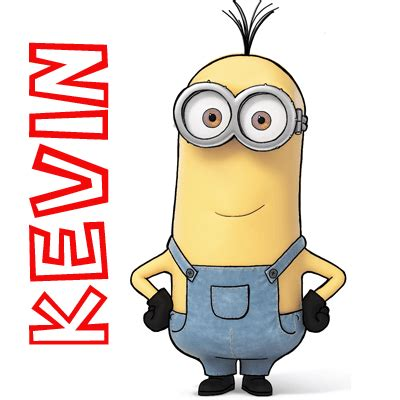 image gallery kevin the minion sketch