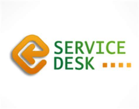 It Help Desk Logo by E Service Desk Logo On Behance