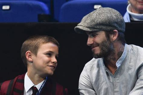 romeo beckham earnings beckham earnings mean victoria david and their brood are