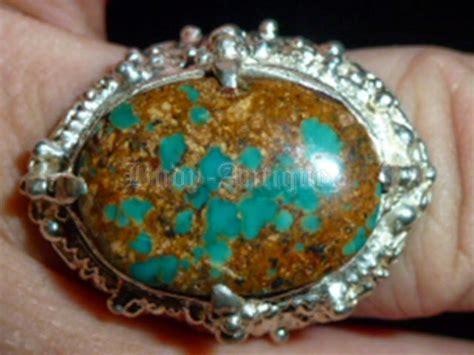 Cincin Batu Akik Pirus mengenal batu akik pirus emas