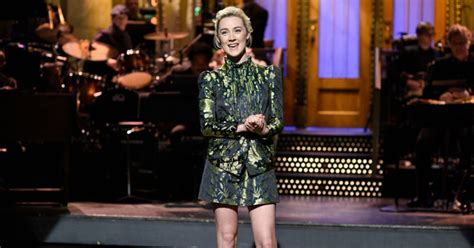 3 Sketches Snl by Saoirse Ronan On Snl 3 Sketches You To See
