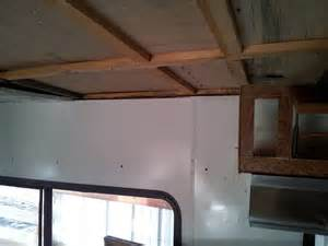 Trailer Ceiling Panels by Toyota Devolro Interior Image 116