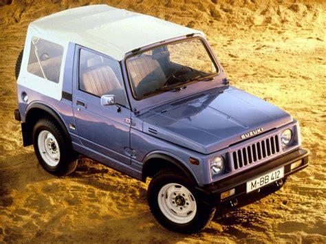 how does cars work 1985 suzuki sj free book repair manuals suzuki sj 410 cabrio 1982 design interior exterior innermobil