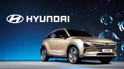 Brennstoffzelle Auto Test by Neues E Auto Von Hyundai Suv Mit Brennstoffzelle Und 800
