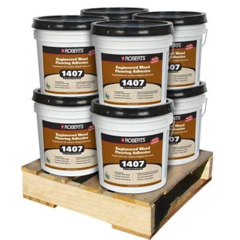 4 gal acrylic urethane engineered wood glue adhesive