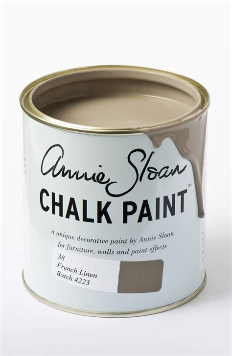 chalk paint vs enamel sloan linen chalk paint 174