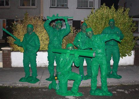 toy soldiers fancy dress coolest