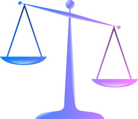 imagenes libres svg vector dibujo de azul y p 250 rpura balanza de la justicia