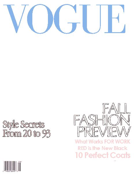 magazine cover template cyberuse regarding free fake magazine