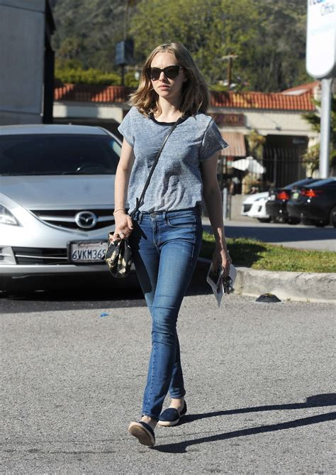 amanda seyfried in jeans amanda seyfried in jeans out in hollywood