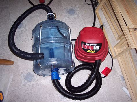 how to vacuum what size for bee vac