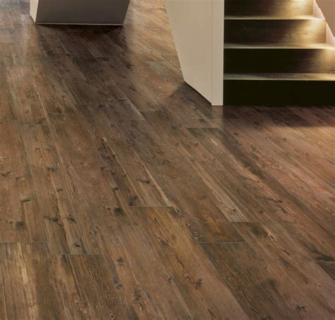 Olde Barn Wood PorcelainTile   Contemporary   Detroit   by