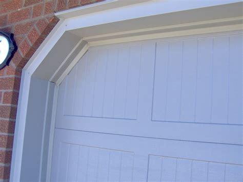 Capping Garage Door Frame Aluminum Capping Overhead Door