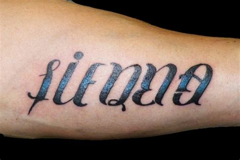 anagram tattoos anagram tattoos