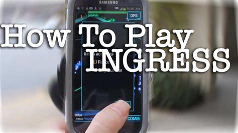 play ingress tinkernut how to play ingress