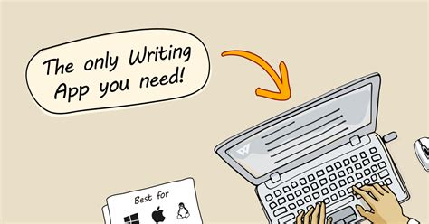 minimalist writing software write app minimalist text editor for distraction free
