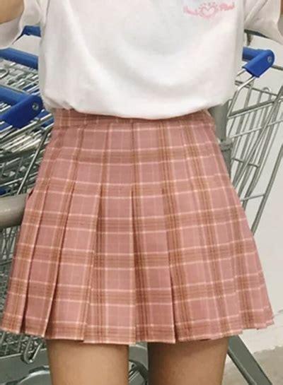 pattern house kent skirt women s fashion plaid pattern pleated mini skirt roawe com