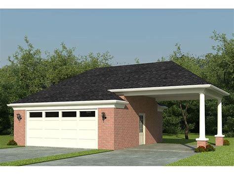 garage plans with carport 31 best garage plans with carports images on pinterest