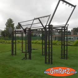 Build A Backyard Pull Up Bar Military Outdoor Crossfit Rig