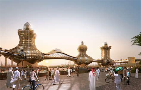 aladdin city dubai meinhardt transforming cities shaping  future