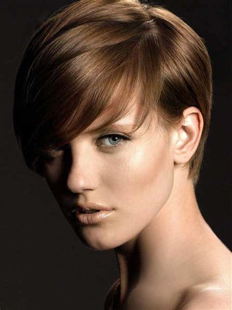very short layered light brown hairstyles short light brown hair jpg 500 215 667 beautiful brunette