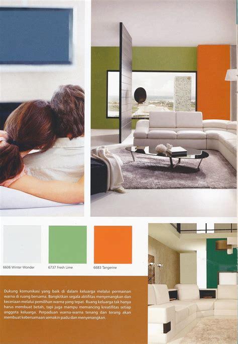 warna cat rumah   ruangan hombaru