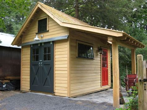 ideas  shed doors  pinterest building