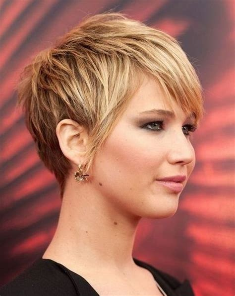 good haircuts for thick hair round face magnificent short haircuts for thick hair women s fave
