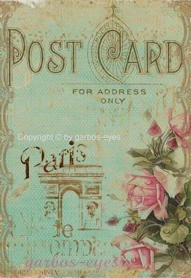 printable french postcards 1070 best images about printables 2 on pinterest