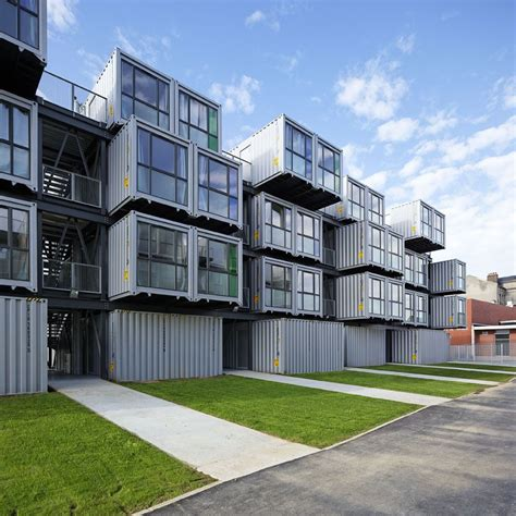 housing design shipping container homes september 2012