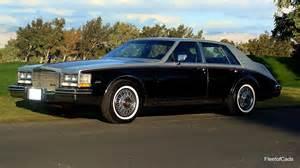 1984 Cadillac Seville 1984 Cadillac Seville Elegante Ebay