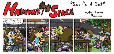 save me a seat characters hammer space save me a seat by abwingz on deviantart