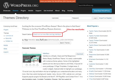 wordpress themes no pictures elige un wp theme aulatecnologica com