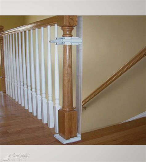 Safety Gate Banister Kit by Stair Gates Newsonair Org